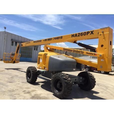 HA 260 PX - 26 m