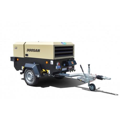 Motocompressore 5000 lt 7Bar - 7-53