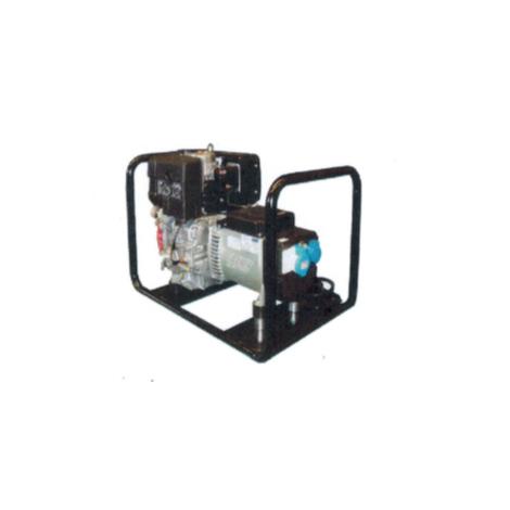 Generatore con motore diesel