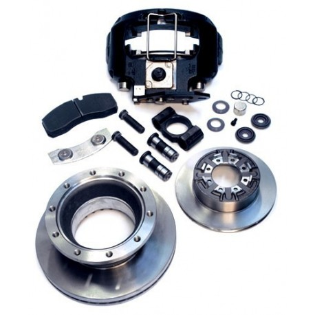 KIT REVISIONE FRENO DX S/REGIS.NEW - TURBO DAILY