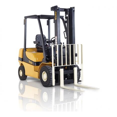 Carrelli elevatori compatti Diesel e GPL