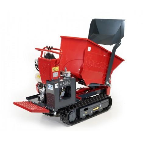 Mini Dumper Cingolato HS850